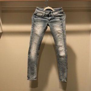 G-star raw skinny jeans size 24/32